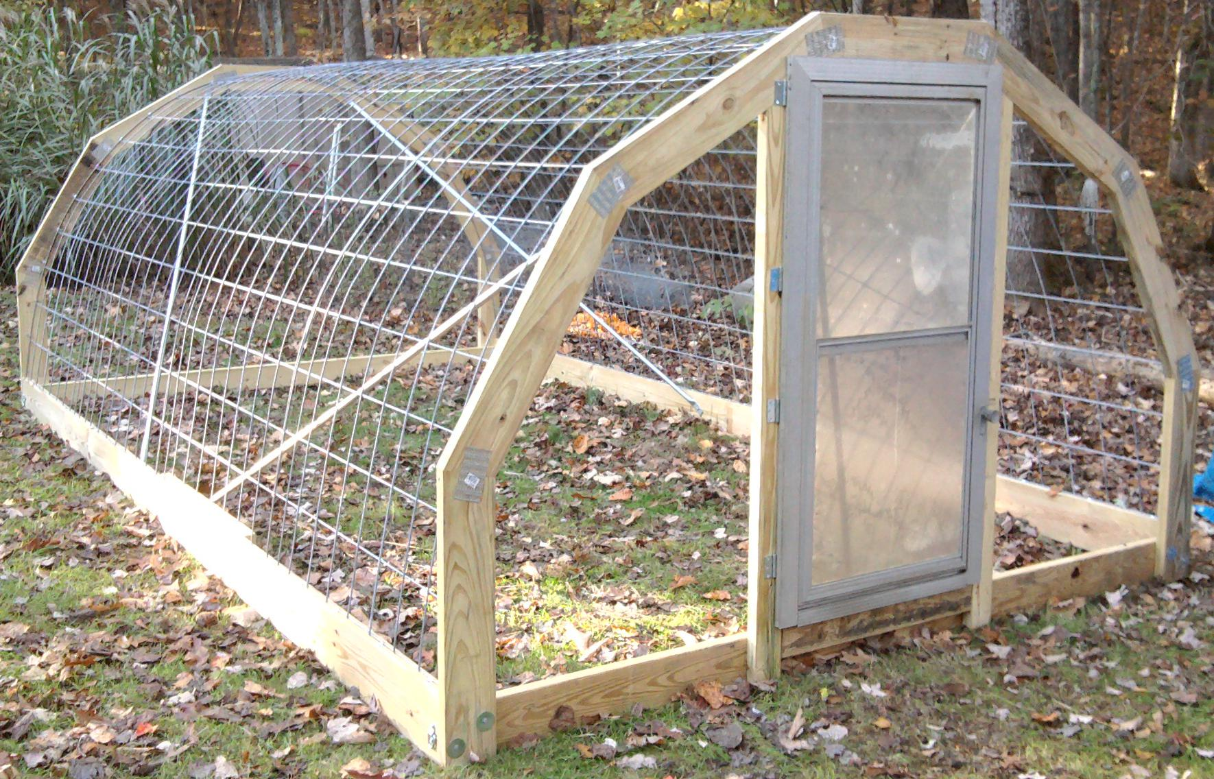 Build Your Own Greenhouse Prudent Supply
